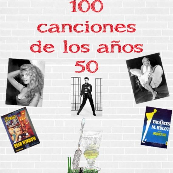 100 canciones de los años 50. Año 1957