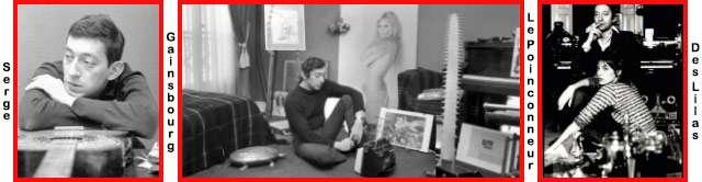 Serge Gainsbourg – Le Poinconneur Des Lilas