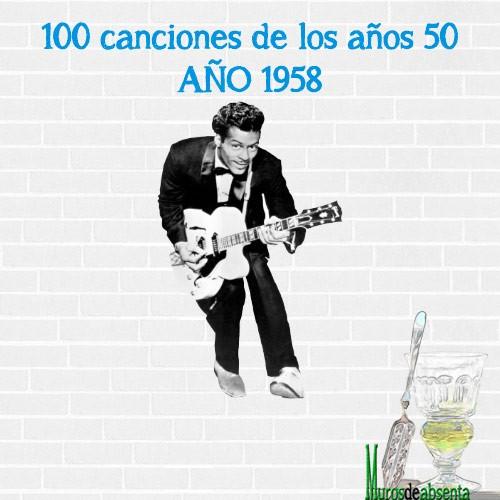 100 canciones de los años 50. Año 1958
