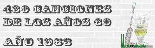 Música del año 1963