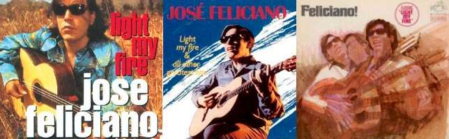 José Feliciano – Light My Fire