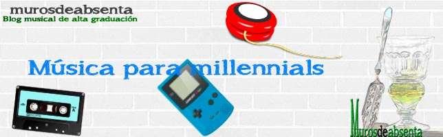 Música generacional para millennials
