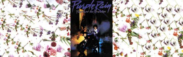 Prince & The Revolution – Purple Rain