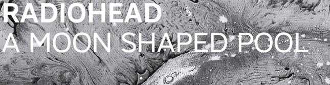 Radiohead —Present Tense