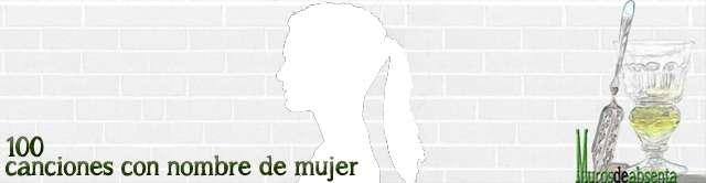 100 canciones con nombre de mujer (00-09)