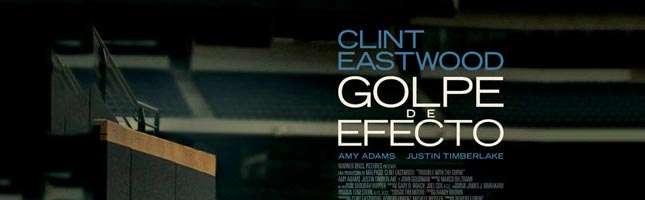 Crítica de Golpe de efecto, de Clint Eastwood