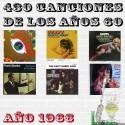 430 canciones de los años 60. Año 1966