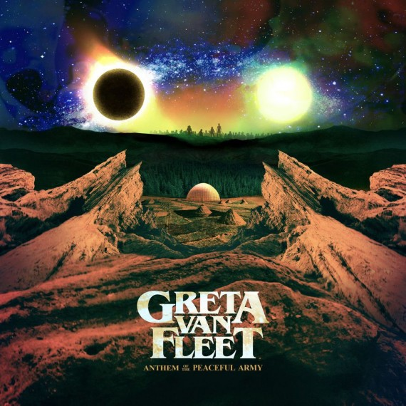 Anthem of the Peaceful Army de Greta Van Fleet, pista a pista