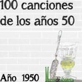 100 canciones de los años 50. Año 1950