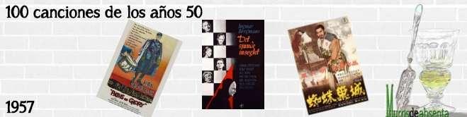 100 canciones de los años 50. Año 1957 1