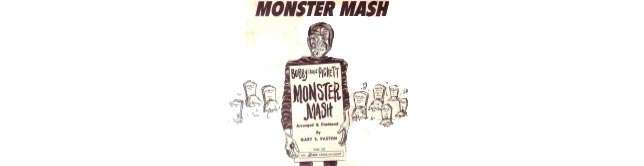 Bobby Pickett & The Crypt-Kickers - Monster Mash