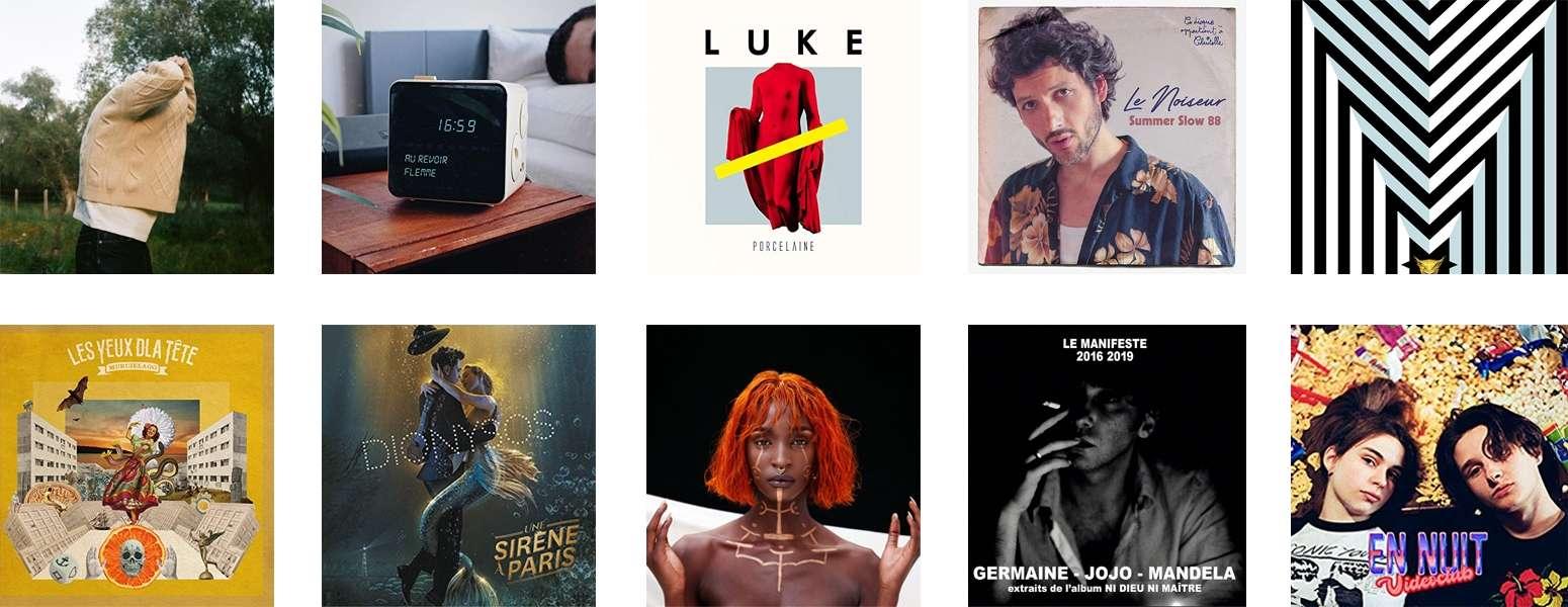 La mejor música francesa de 2019