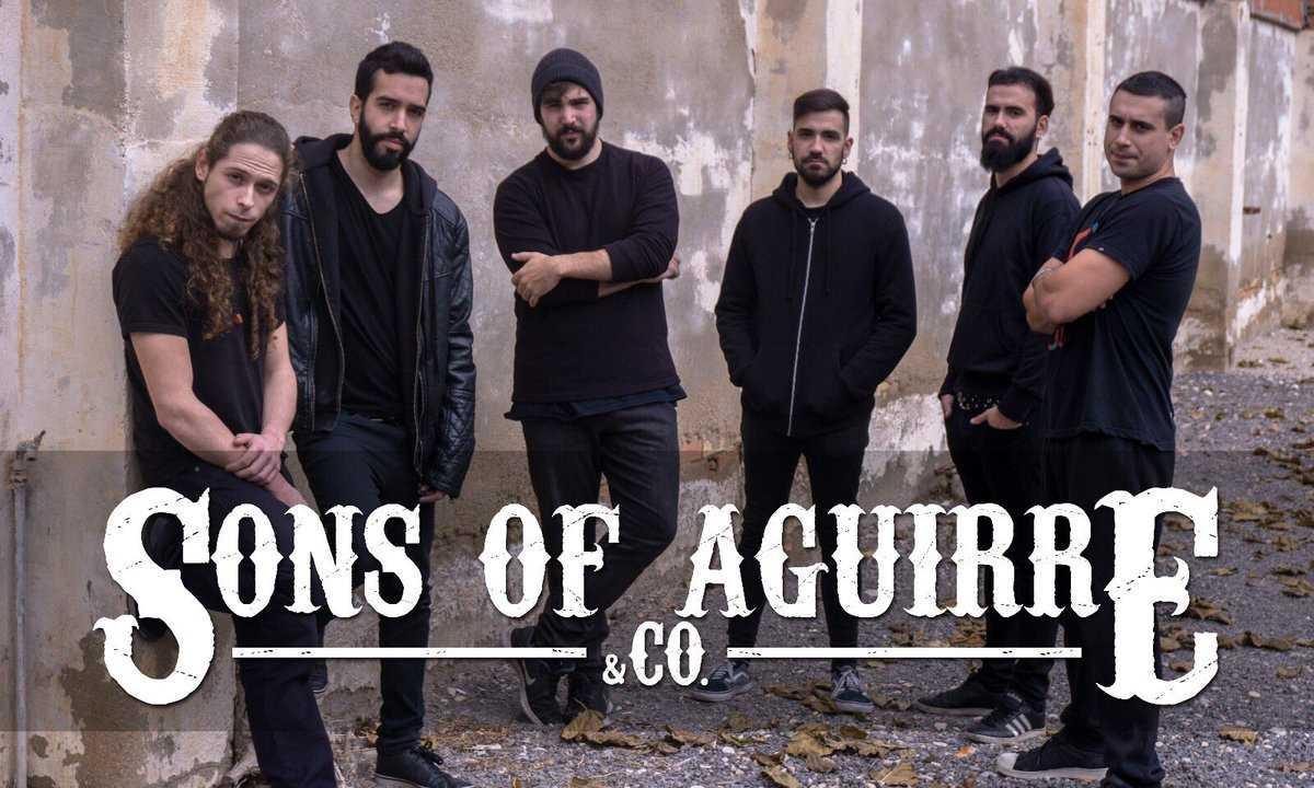 El origen de Sons Of Aguirre & Scila