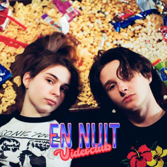 En Nuit y Mai, singles de Videoclub