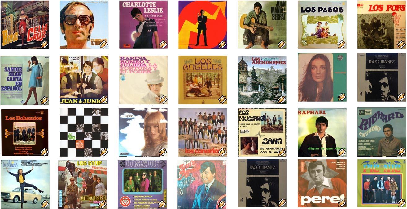 Canciones del año 1967 en español
